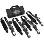 Black 2 in. Big Daddy Trailer Kit - TRAILERKIT-102