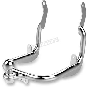 Khrome Werks Chrome Bumper Trailer Hitch - 720540