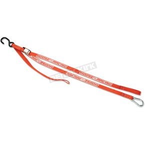Moose Orange Tie Downs - 3920-0357