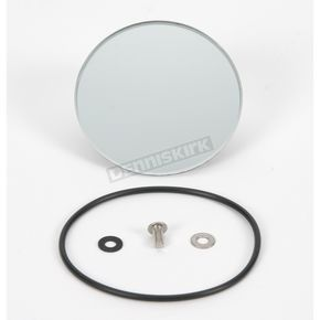Constructors Racing Group Replacement 2 in. Diameter Glass Kit - GK-200