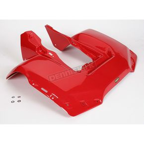 Maier ATV Red Rear Fender without Trunk - 120212