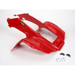 Maier Red Standard ATV Front Fender - 11730