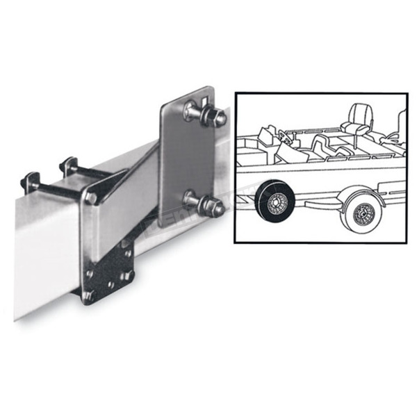 Hi-Mount Spare Tire Carrier - 745619