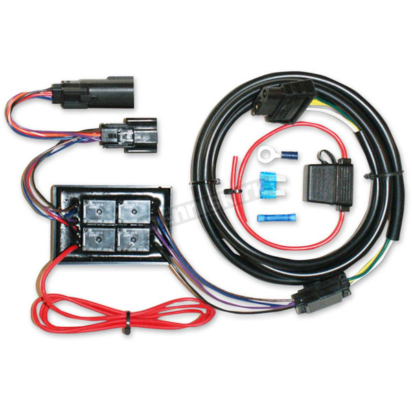 Khrome Werks Plug-N-Play Trailer Wiring Kit - 720750