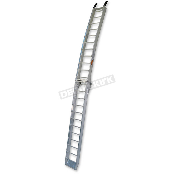 Motorsport Products Aluminum Arched Folding Ramp - 91-4008