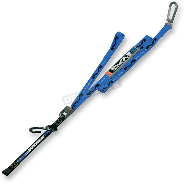 Matrix Concepts Blue/Black M1 Worx Tie-Downs - M1-103