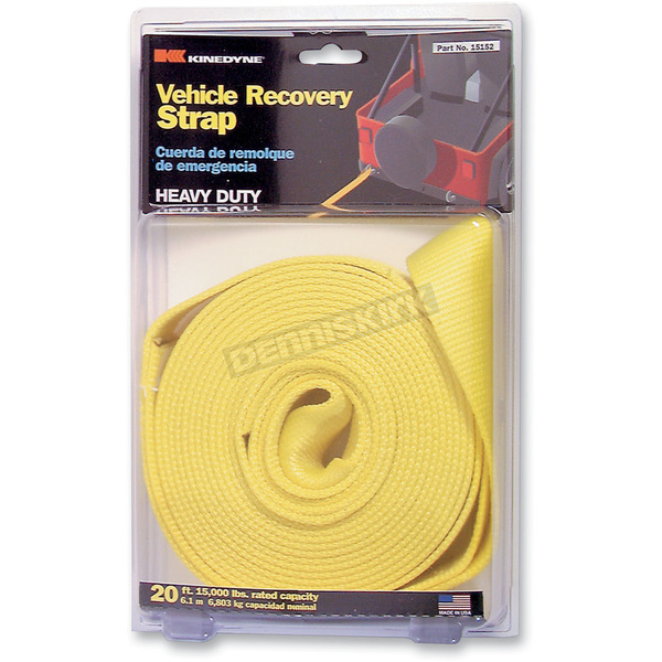 Steadymate 3 in. Recovery Strap - 15503