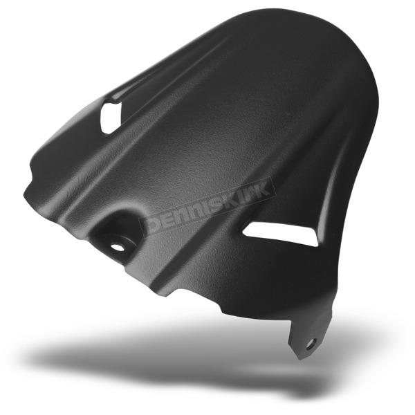 Maier Rear Textured Black Hugger Fender - 05947-20