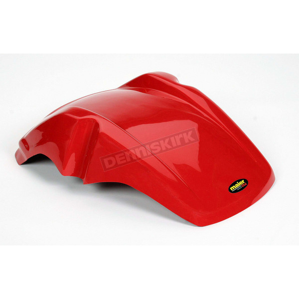 Red Standard ATV Front Fender - 120512