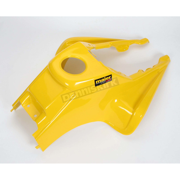Maier Yellow Racing ATV Front Fender - 177614