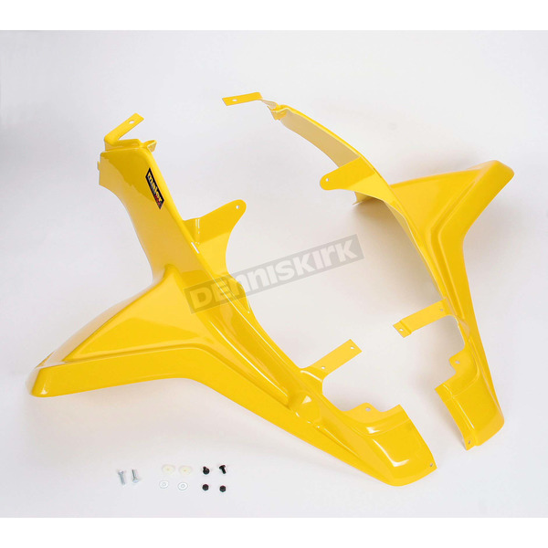 Maier Yellow Standard ATV Front Fender - 177524