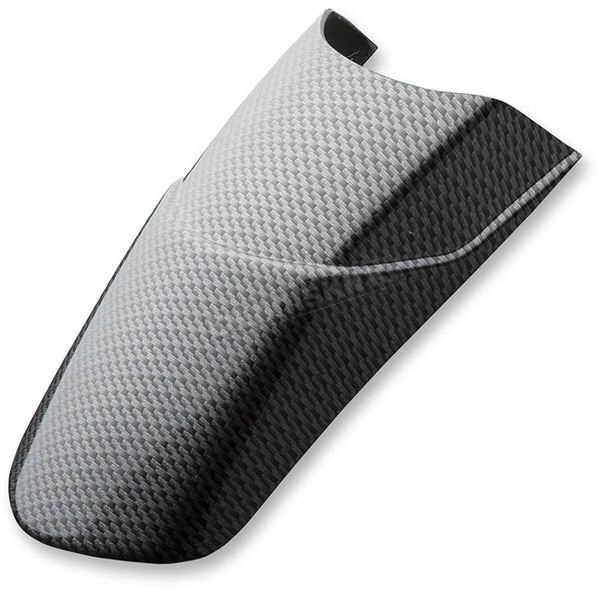 Maier Black Carbon Fiber Look Front Fender Extension - 05800-30