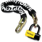 3.25 ft. New York Fahgettaboudit Chain and New York Disc Lock - 720018-999485