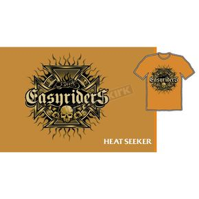 Easyriders Roadware Heat Seeker T-Shirt - 4110L