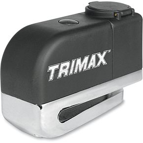 Trimax Alarm Motorcycle Disc Lock - TAL7PB
