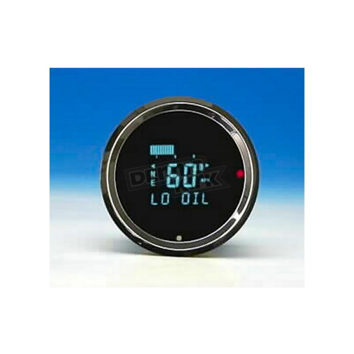 Electronic Speedometer Gauges : Dakota digital electronic speedometer gauge hly