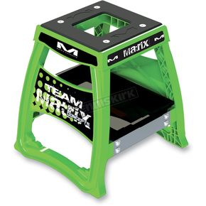 Matrix Green M64 Elite Stand - M64-105