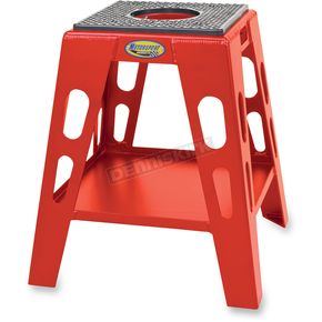 Motorsport Products Red MX4 Stand - 94-5013
