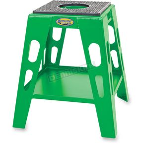 Motorsport Products Green MX4 Stand - 94-5015