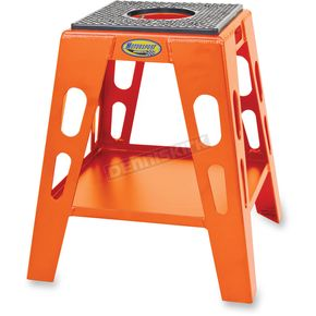 Motorsport Products Orange MX4 Stand - 94-5016