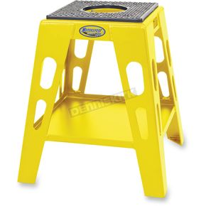 Motorsport Products Yellow MX4 Stand - 94-5017