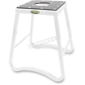Motorsport Products White SX1 Stand  - 96-2108