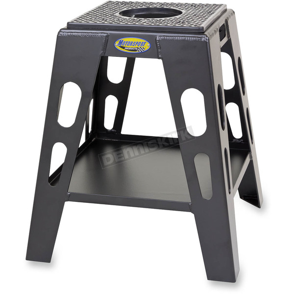 Motorsport Products Black MX4 Stand - 94-5012