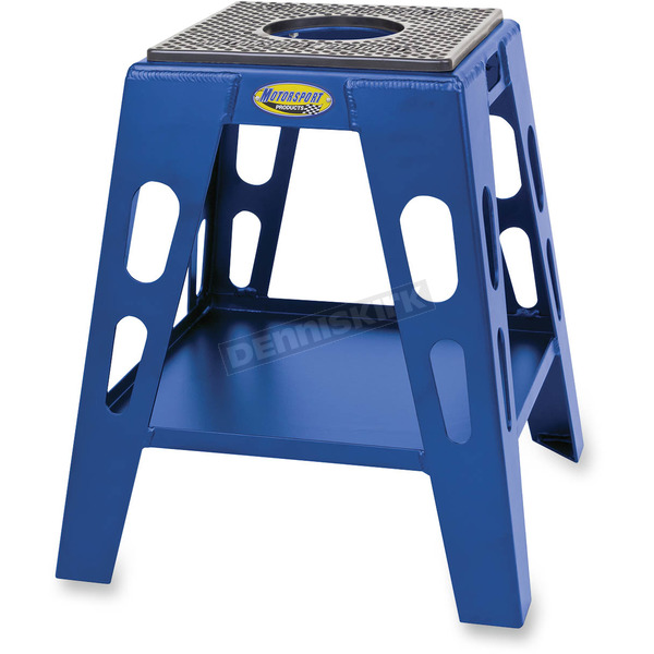 Motorsport Products Blue MX4 Stand - 94-5014