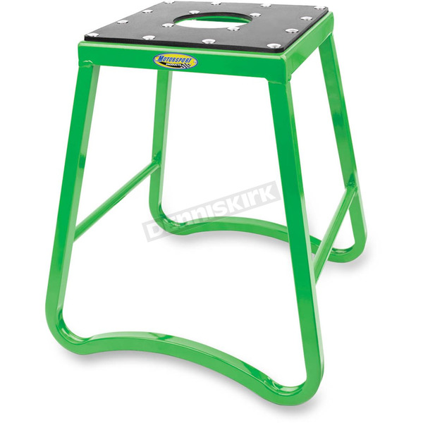 Motorsport Products Green SX1 Stand  - 96-2105