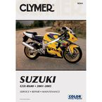 Suzuki Repair Manual  - M264