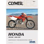Honda Repair Manual - M225