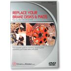Comprehensive Brake Service DVD - DVD08-MC