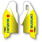 Suzuki Lower Fork Guard Graphics - 14-40420
