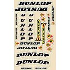 Dunlop Sticker Kit - N30-1007