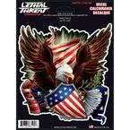 Shield Eagle Decal Set - LT88195
