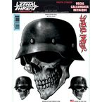 Biker From Hell Decal Set - LT88226