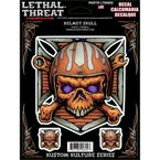 Helmet Skull Decal Set - LT90692