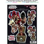 Jack in the Box Decal Set - LT88230