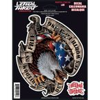 Freedom Isn't Free Decal Set - LT90140