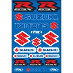 GSX-R Sticker Sheet - 15-68400