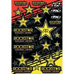 Rockstar Sticker Sheet - 15-68702