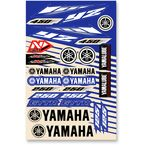 Universal Yamaha Sticker Kit - N30-1048
