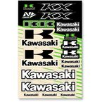 Universal Kawasaki Sticker Kit - N30-1049