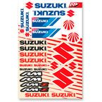 Universal Suzuki Sticker Kit - N30-1050