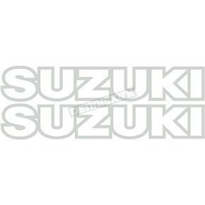 Stickerpoint Outline Suzuki Sticker - 111287
