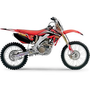 FLU Designs Inc. 2012 Par Honda Team Graphics Kit - 70043