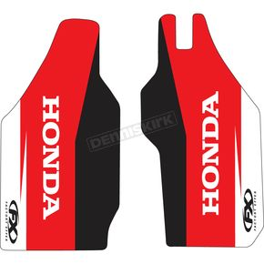 Factory Effex Honda Lower Fork Guard Graphics - 17-40302