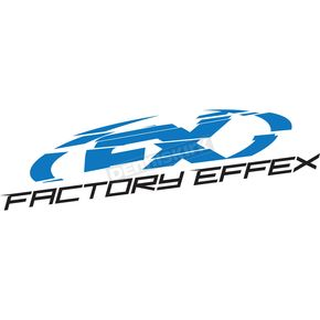 Factory Effex Shatter Logo Stickers - 12-90024