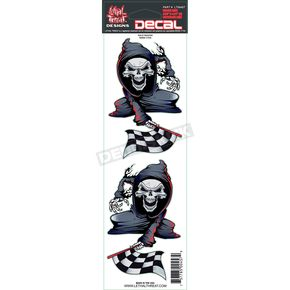 Lethal Threat Race Reaper Decal Set - LT00457