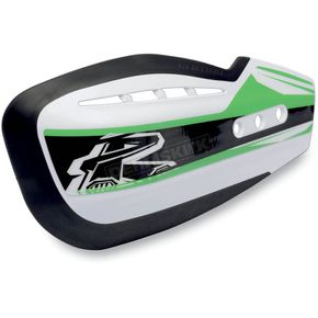 Renthal Green Moto Handguard Sticker Kit - HG-100-GK-GN